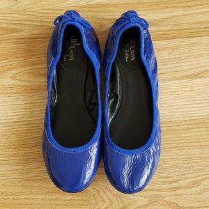 Maria Pova Cole Hann Ballet Flats
